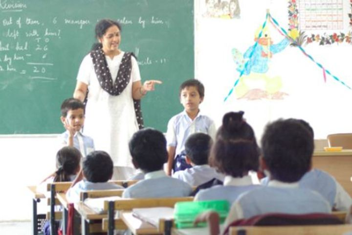 Nandi School-Classroom