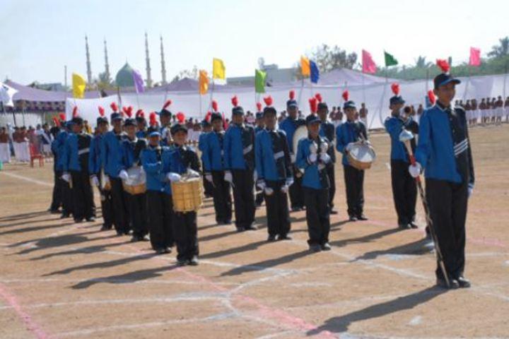 Nandi School-Flag Marg