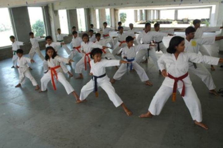 Nandi School-Karate