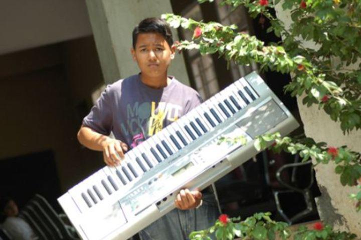 Nandi School-Music Room Facility