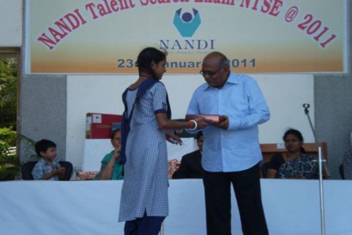 Nandi School-NTSE Exam