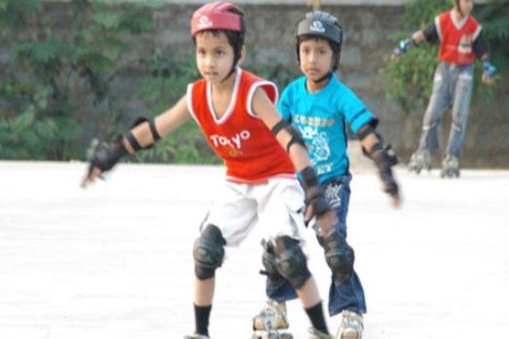 Nandi School-Skating