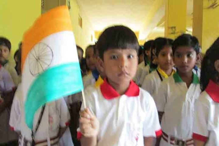 Guwahati public school - Independence Day Celebration