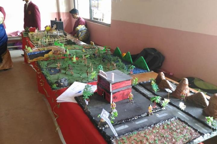Guwahati public school - School Exhibition
