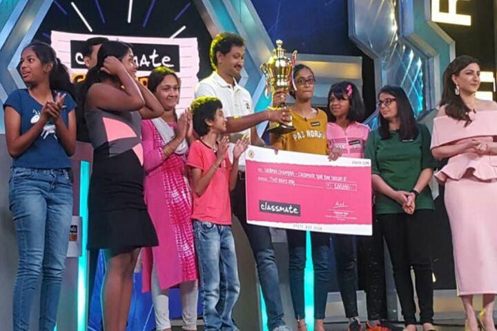 Narayana E-Techno School-Achievement