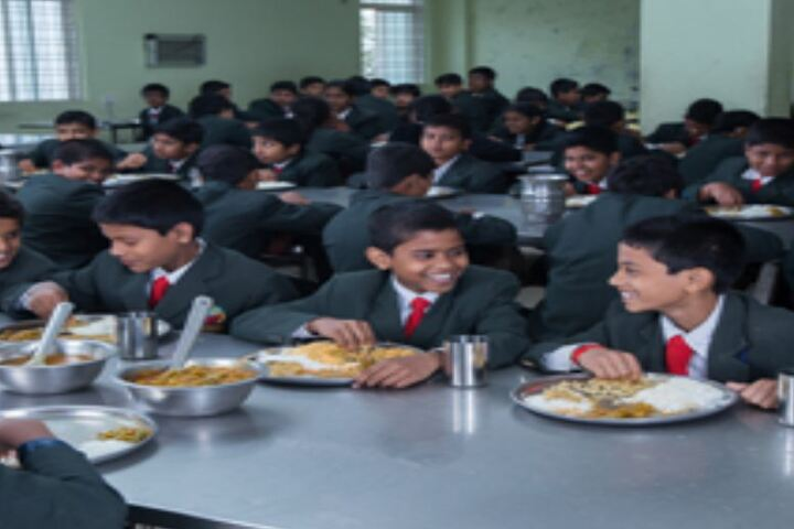 Narayana E-Techno School-Cafeteria Facility