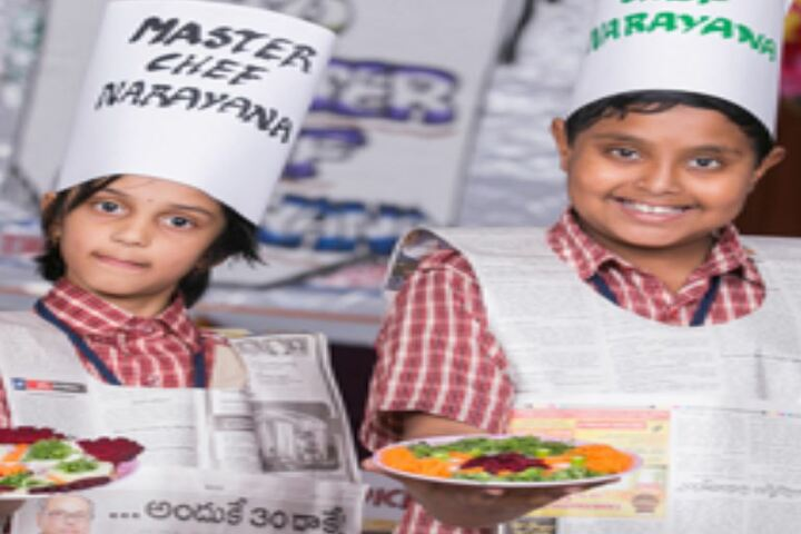 Narayana E-Techno School-Culinary