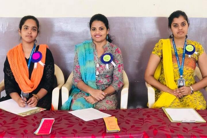 Narayana E-Techno School-Spell Bee Competition