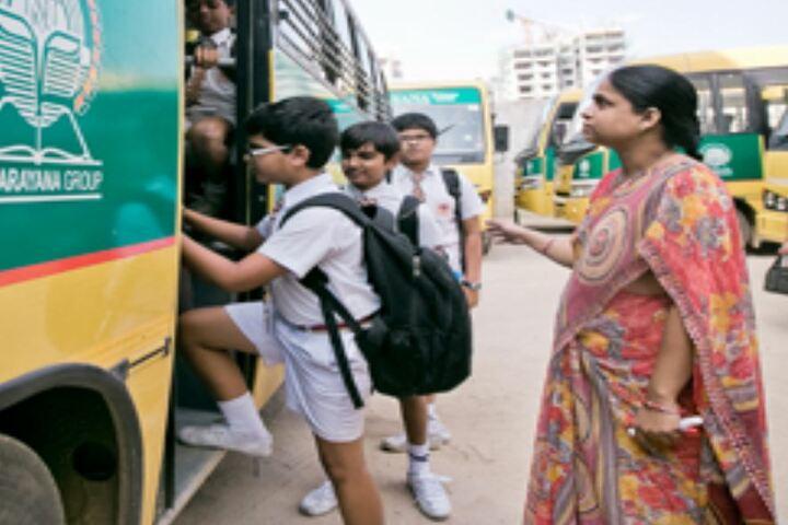 Narayana E-Techno School-Transport
