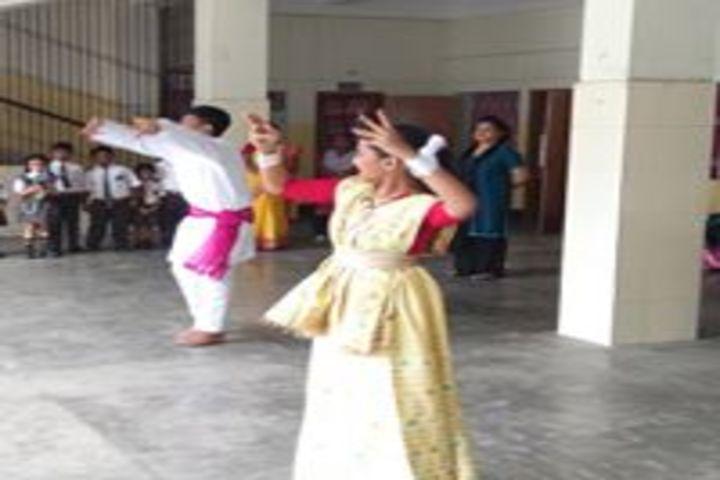 Gyan educational institution - dance