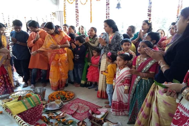 Gyan educational institution - festival celebration