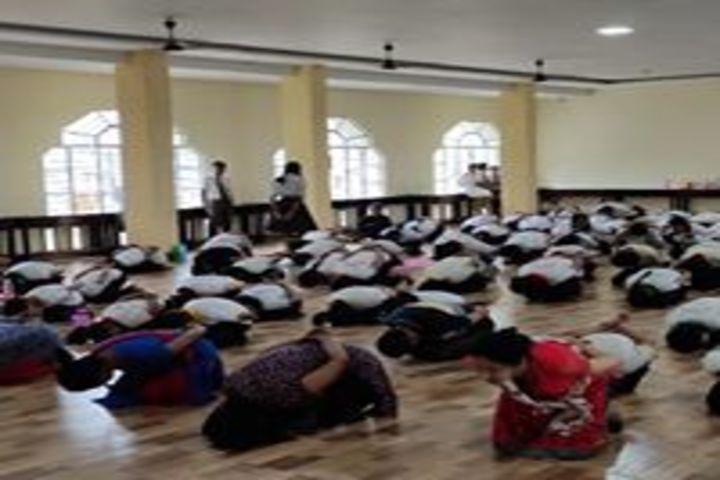 Gyan educational institution - yoga