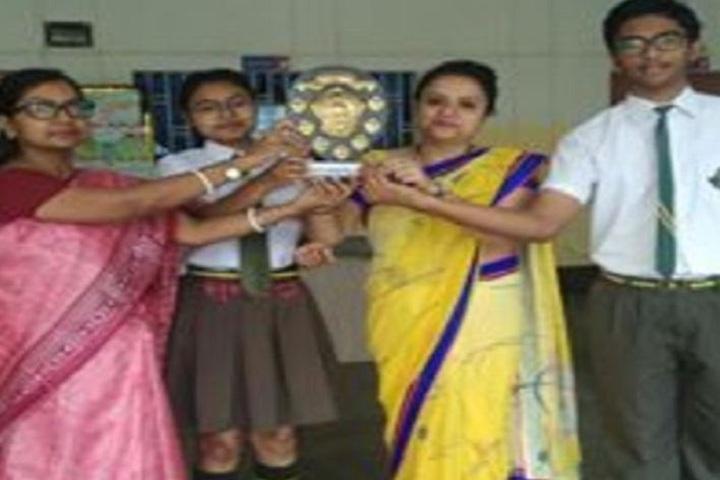 Gyan educational institution - award