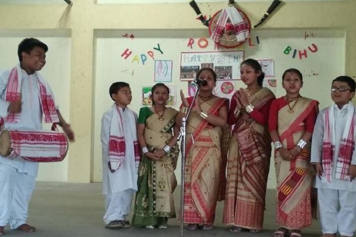 Gyan educational institution - singing