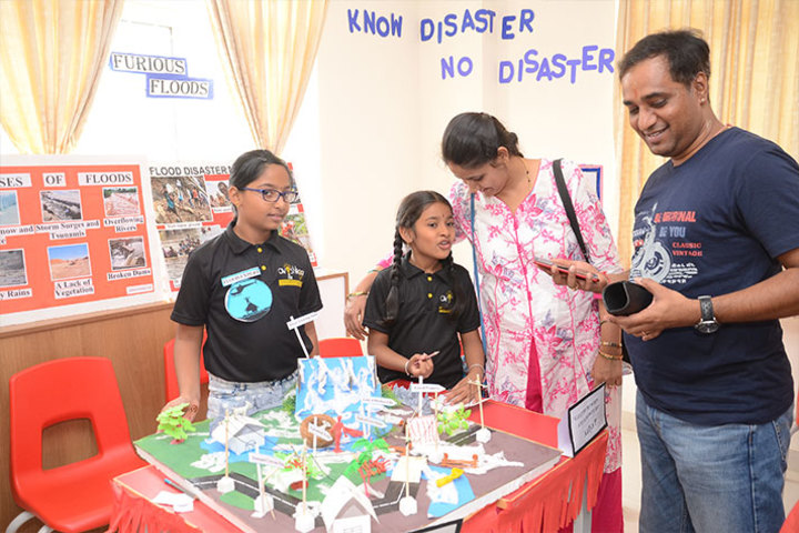 National Academy For Learning-Exhibition