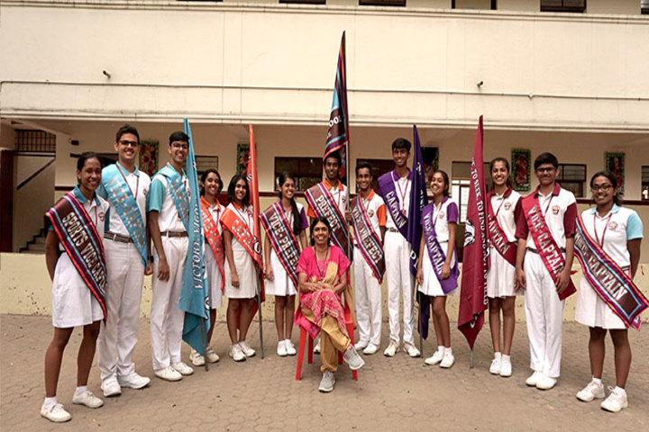 National Public School-Investiture Ceremony