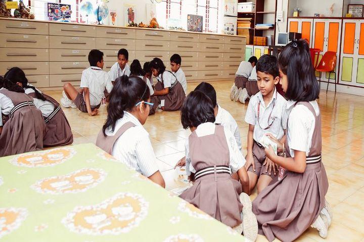 National Public School-Junior Wing Playarea