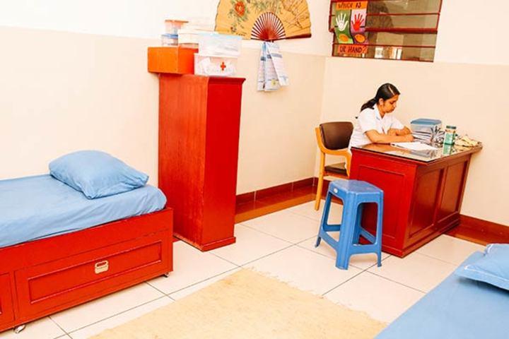 National Public School-Medical Facility