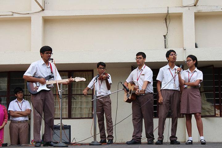 National Public School-Singing Activity
