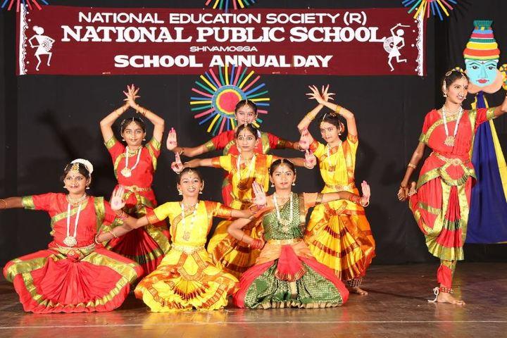 National Public School-Dance Activity
