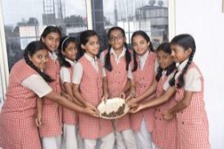 National Public School-Plantation Day