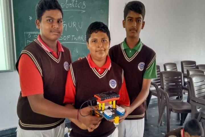 National Public School-Robotics
