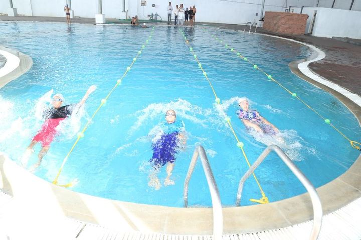 National Public School-Swimming Pool