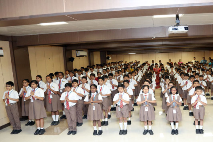 National Public School-Assembly
