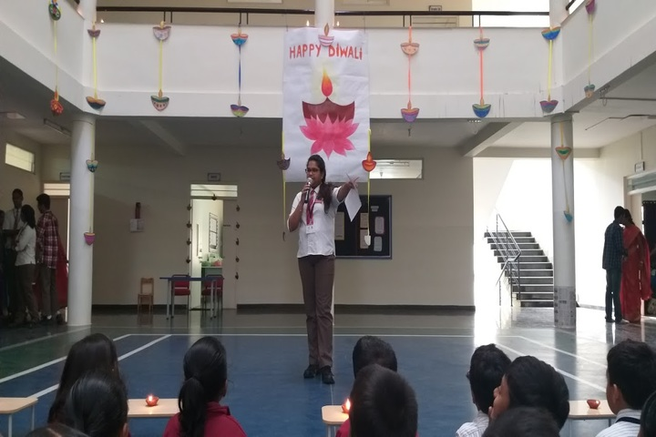 National Public School-Diwali Celebrations