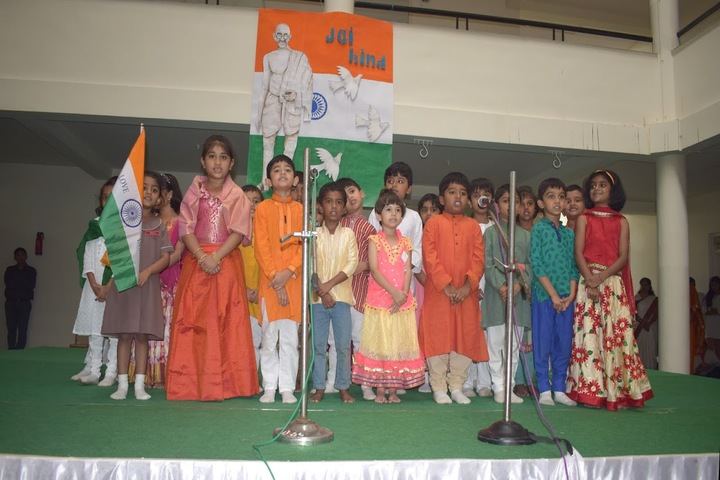 National Public School-Republic Day