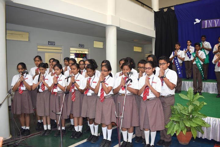 National Public School-Singing Activity