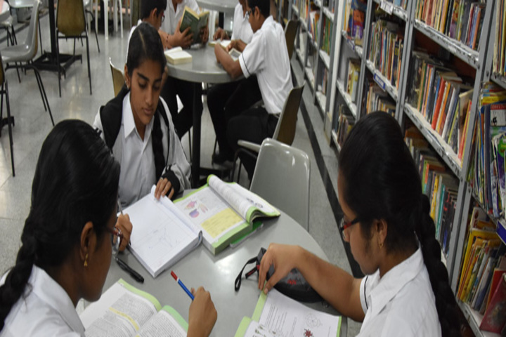 Navkis Educational Centre-Library