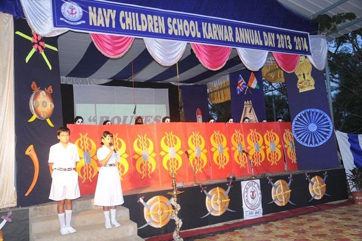 Navy Children School-Annual Day Celebrations