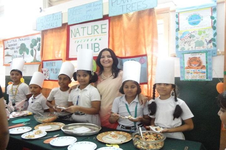 Navy Children School-Nature Club