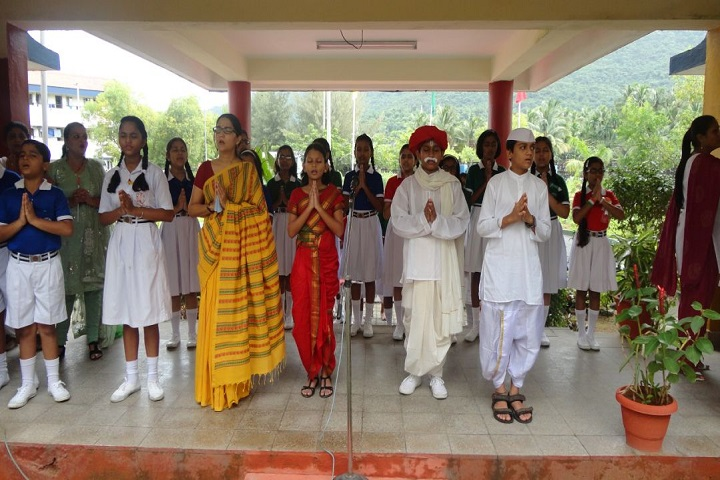Navy Children School-Prayer