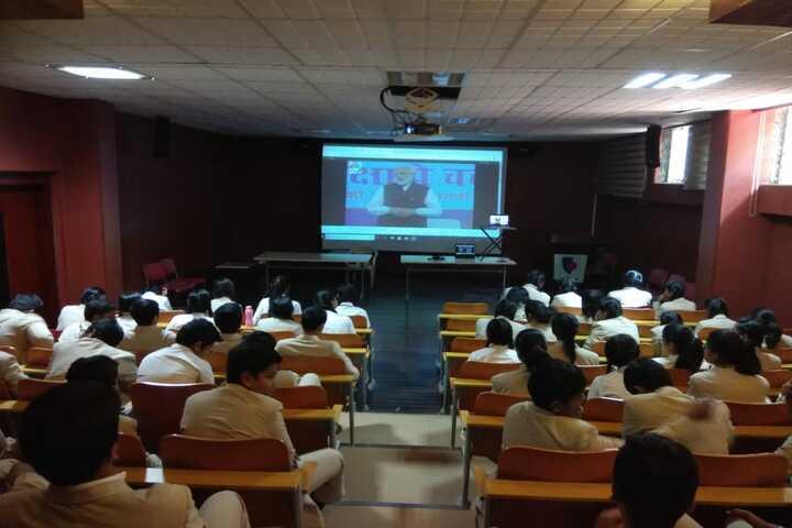 Nehru Smarka Vidyalaya-AV Room
