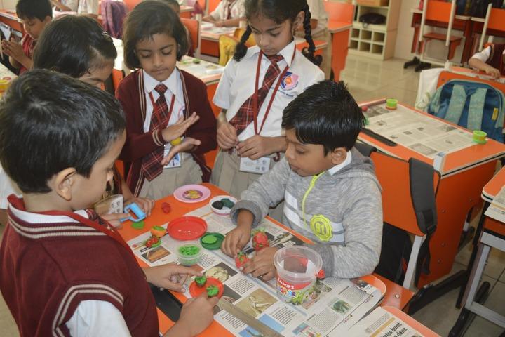 Nehru Smarka Vidyalaya-Art and Craft