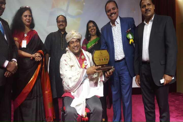 Nehru Smarka Vidyalaya-Awards