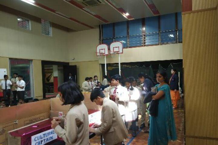Nehru Smarka Vidyalaya-Elections