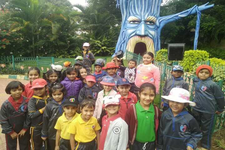 Nehru Smarka Vidyalaya-Field Trip