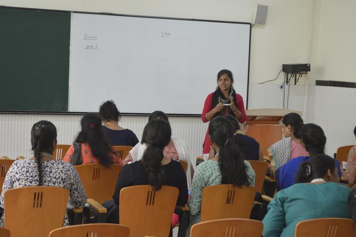 Nehru Smarka Vidyalaya-Workshop