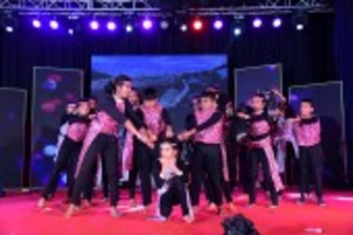 Nethaji Public School-Dance Performance