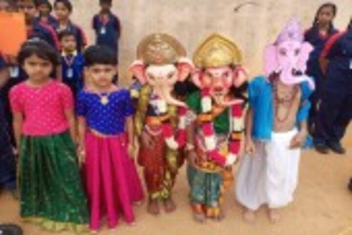 Nethaji Public School-Festival Celebration