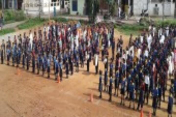 Nethaji Public School-Independence Day
