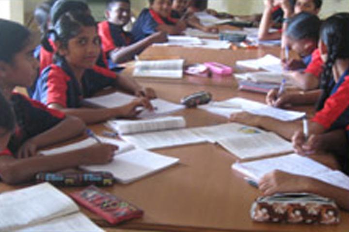 Nethaji Public School-Library