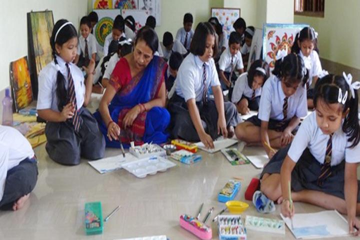 Happy Convent School - Art and Craft