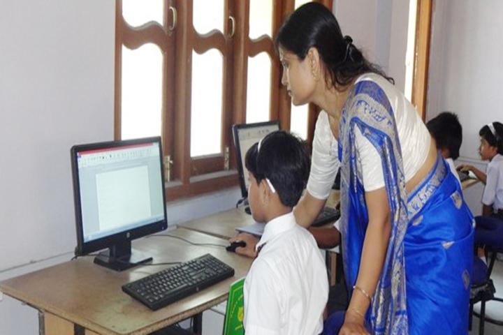Happy Convent School- Computer Lab