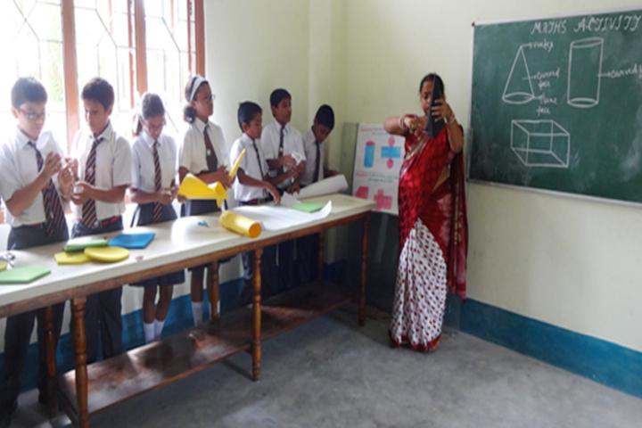 Happy Convent School - Math Lab