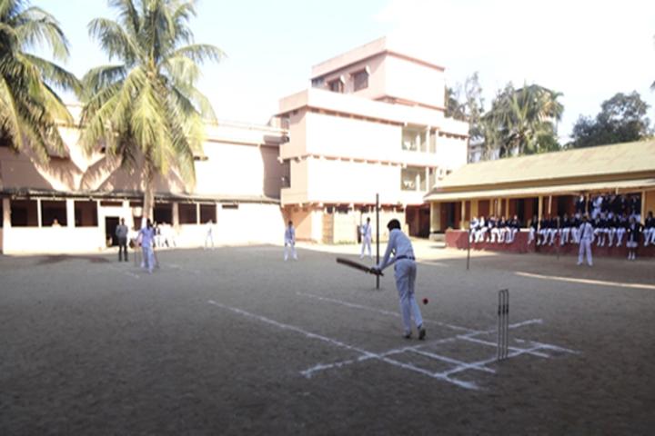 Happy Convent School - Playground
