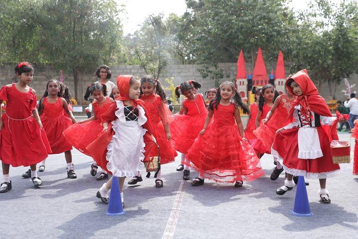 New Baldwin International Residential School-Christmas Celebrations